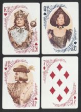 Playing cards Collectible Advertising  Virginia Slims